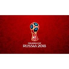 Школьная продукция с Чемпионатом Мира по футболу 2018 который пройдет в России!